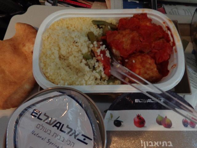 Le plateau repas © GP