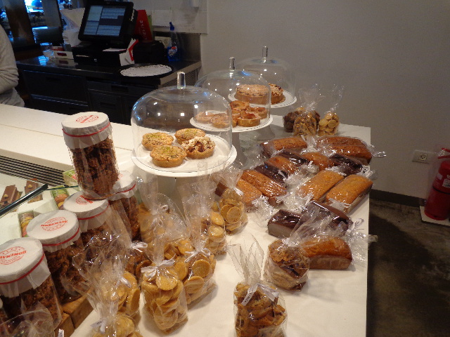 Cakes et brioches © GP