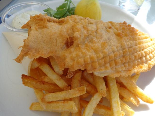 Fish & chips ©GP