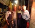 Avec Shalom Kadosh (2e à gauche) © GP