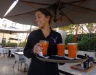 Mamilla Café au Mamilla Hotel - Jérusalem