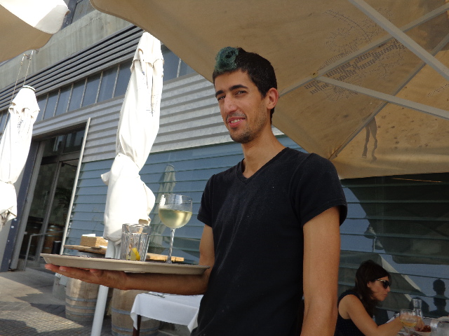 Service en terrasse © GP