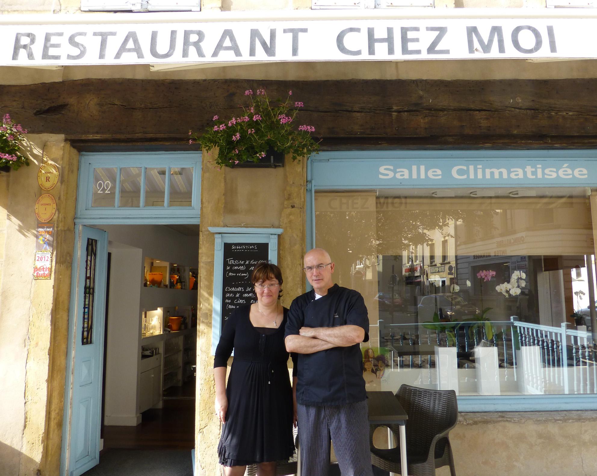 Isabelle et José Roir ©Sylvain Knecht