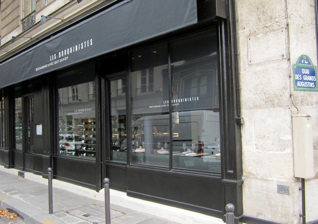 La façade © Alain Angenost
