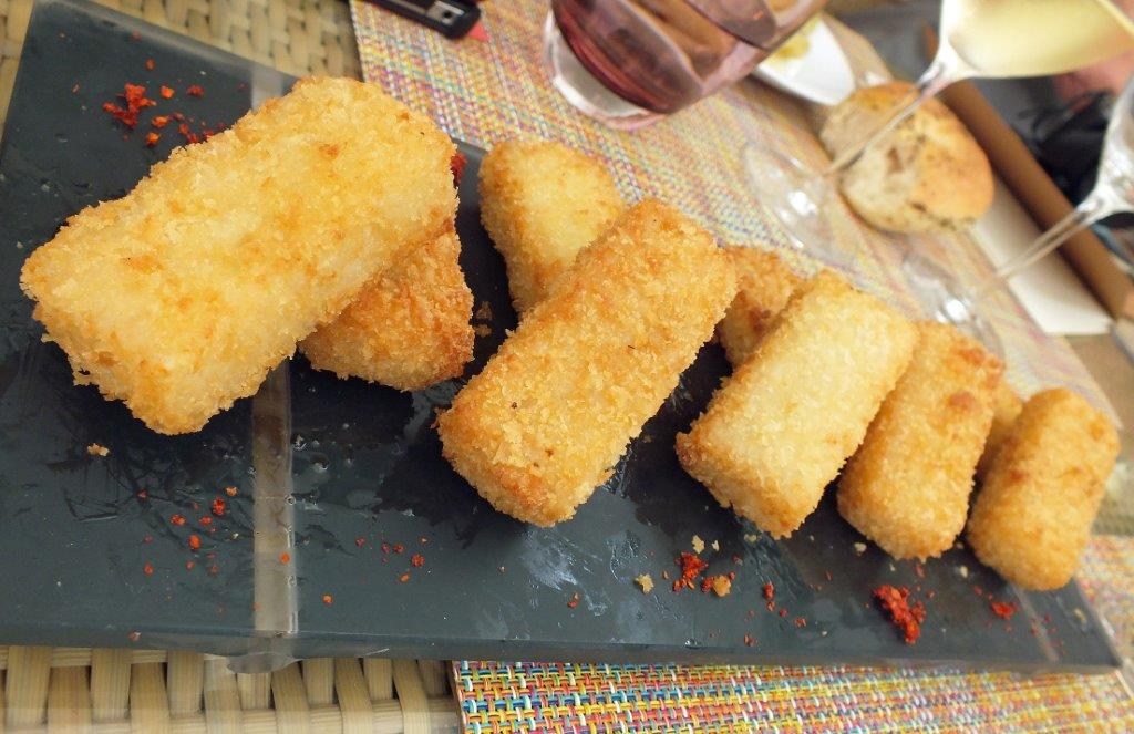 Lingots de risotto fontina ©AA