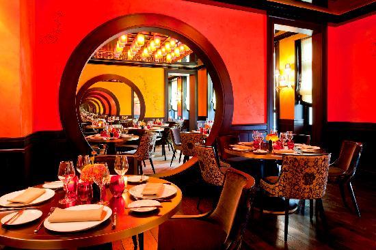 La salle de restaurant © DR