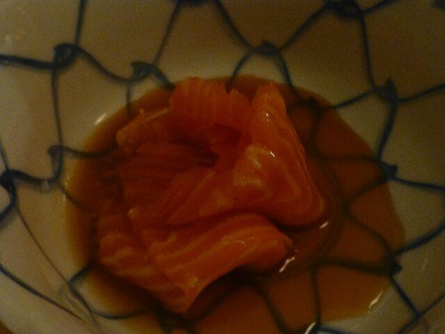 Rose de saumon © DC