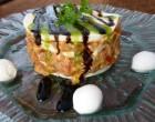 Tartare de légumes et mozzarella ©SK