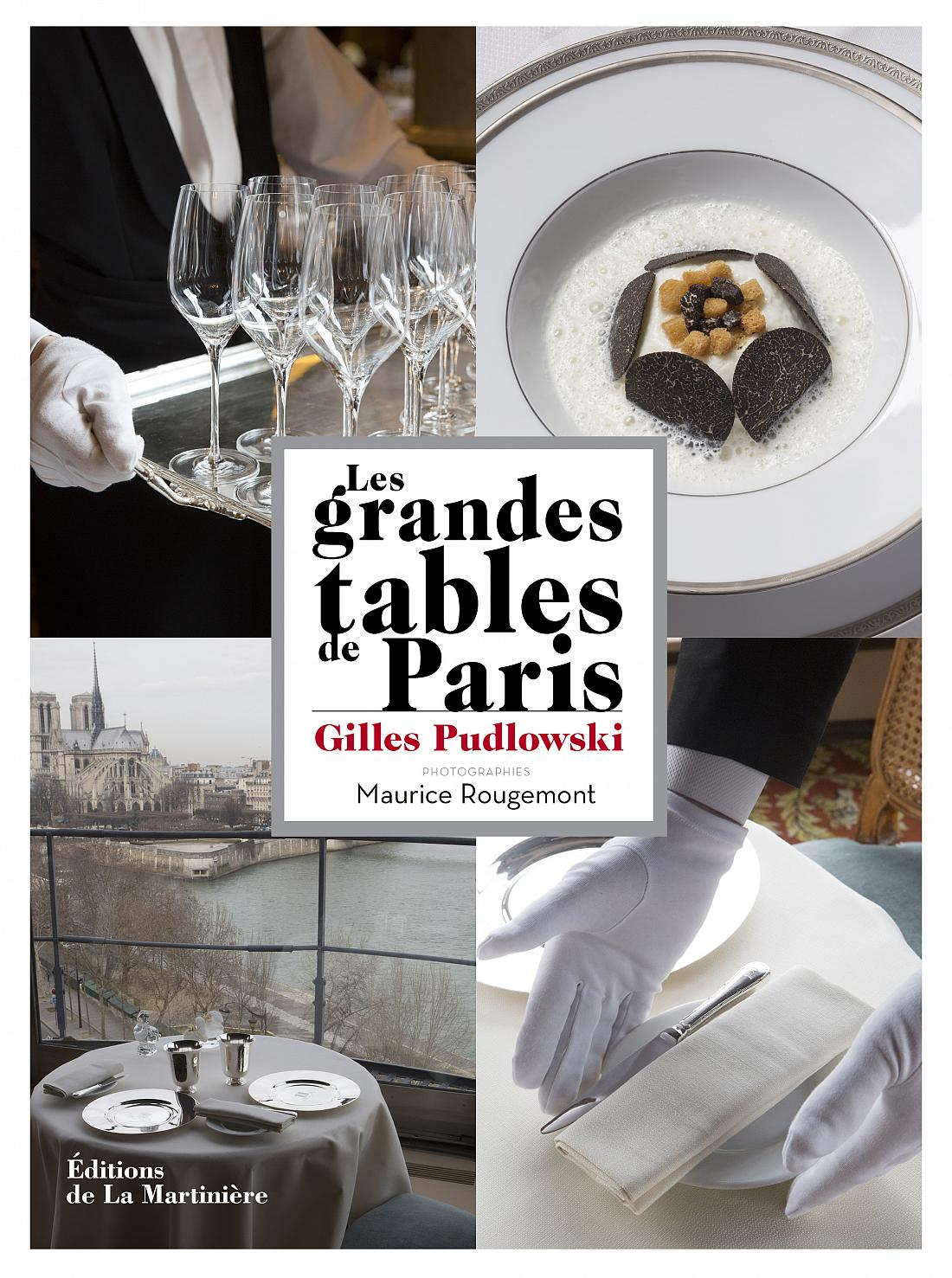 Couv Grandes Tables de Paris