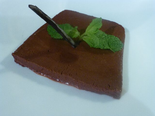 Délice au chocolat amer ©DC