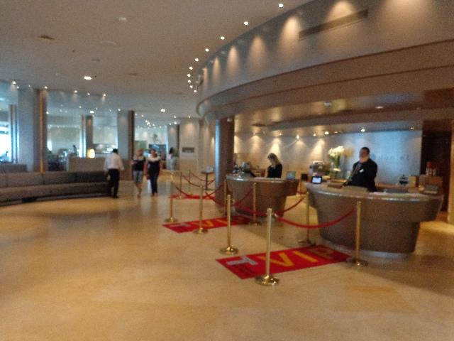 Le lobby © GP