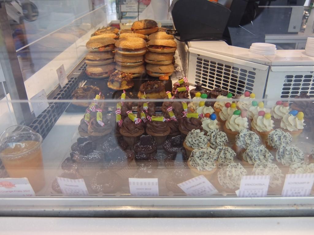 Bundts et cupcakes © GP