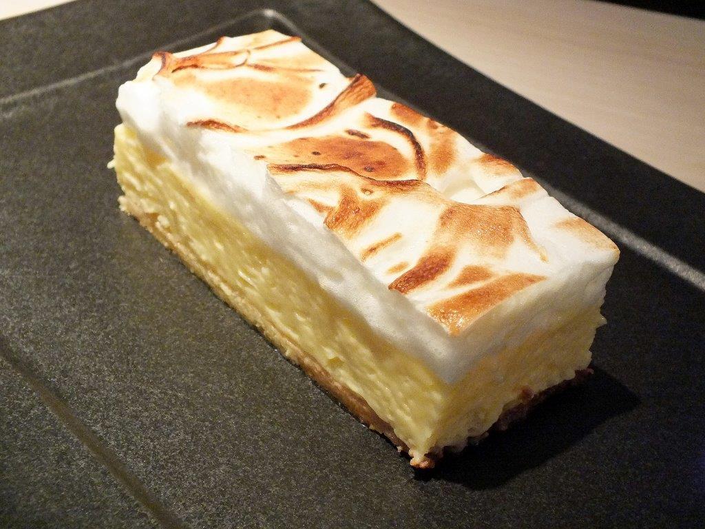 La tarte au citron © AA