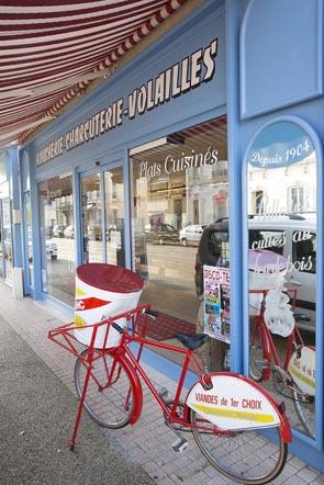La boutique ©Maurice Rougemont