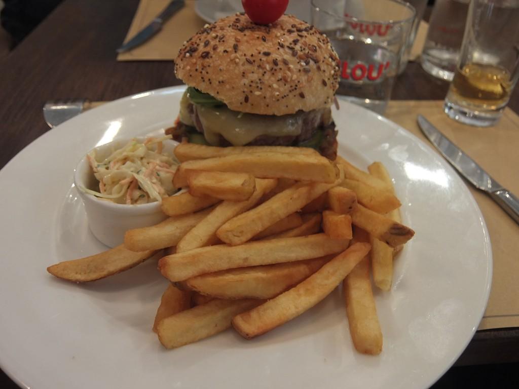 Loulou' Burger © GP