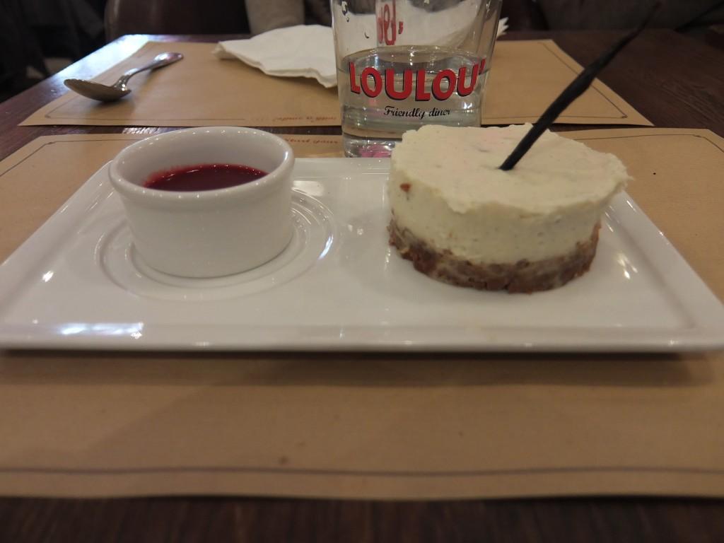 Cheese-cake ©GP