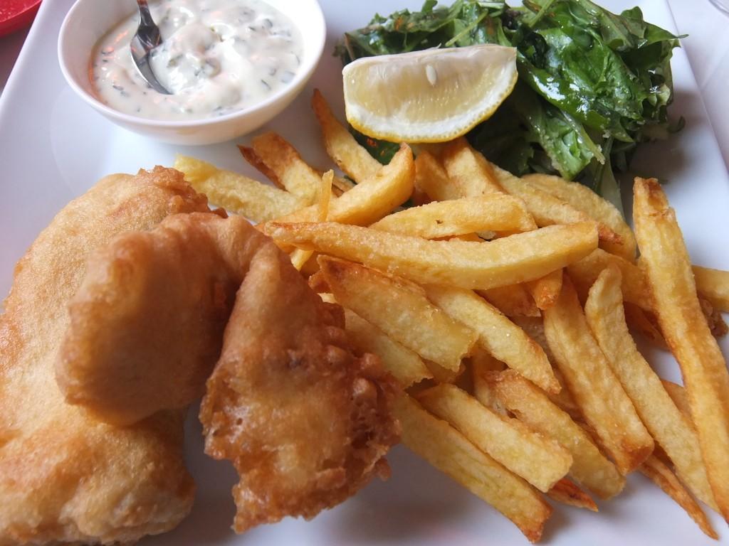 Fish & Chips © GP