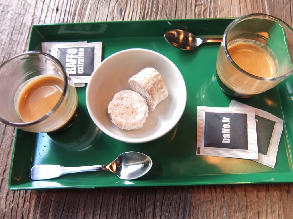 Café à l'italienne© GP