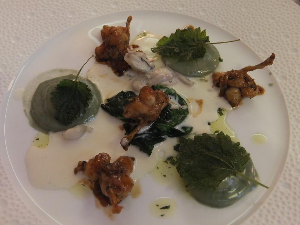 Le crocodile restaurant gastronomique strasbourg retour au crocodile coups de coeur - Table de louise strasbourg ...