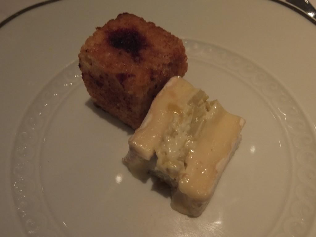 Brie aux artichauts © GP