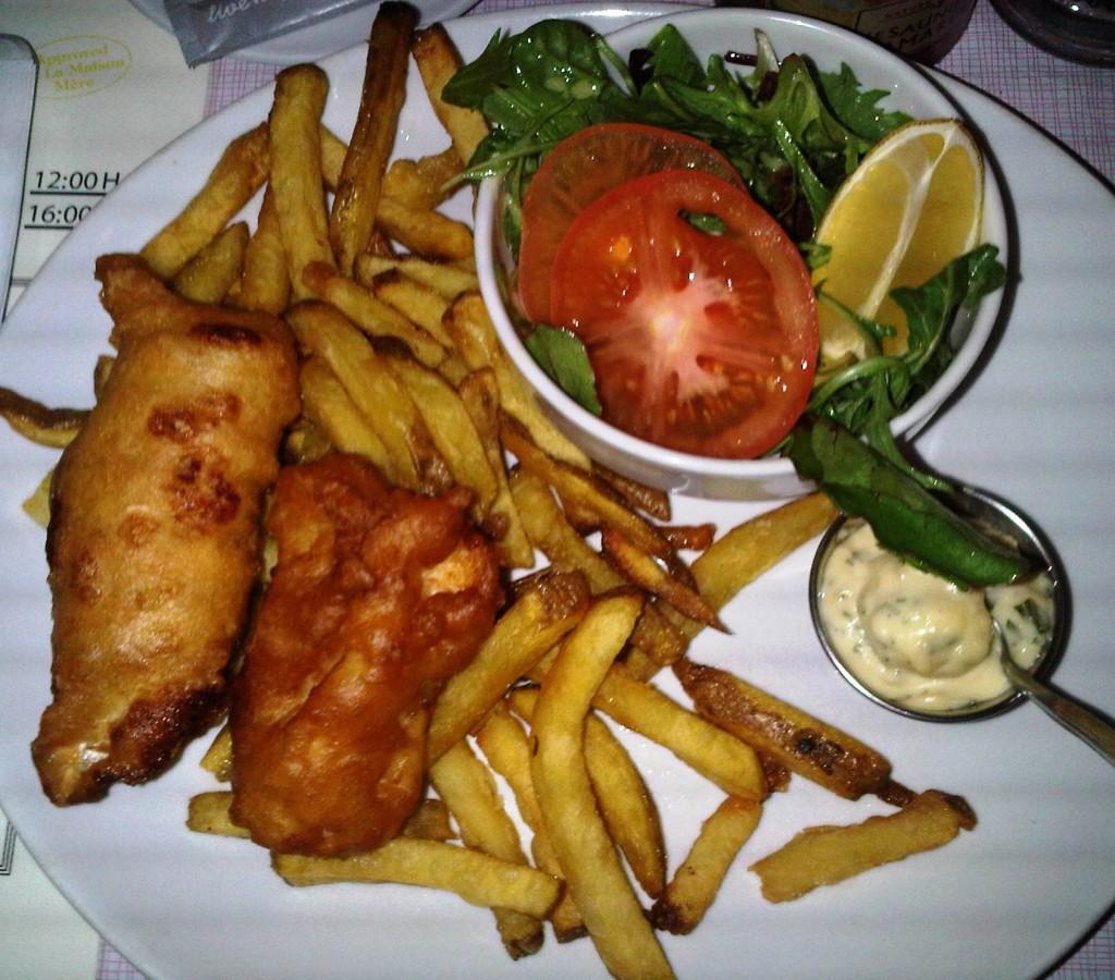 Fish & Chips ©SK