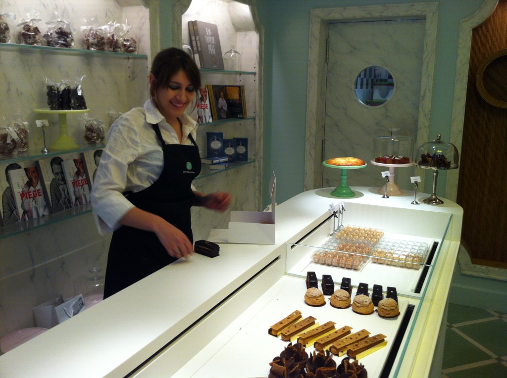 La pâtisserie © GP