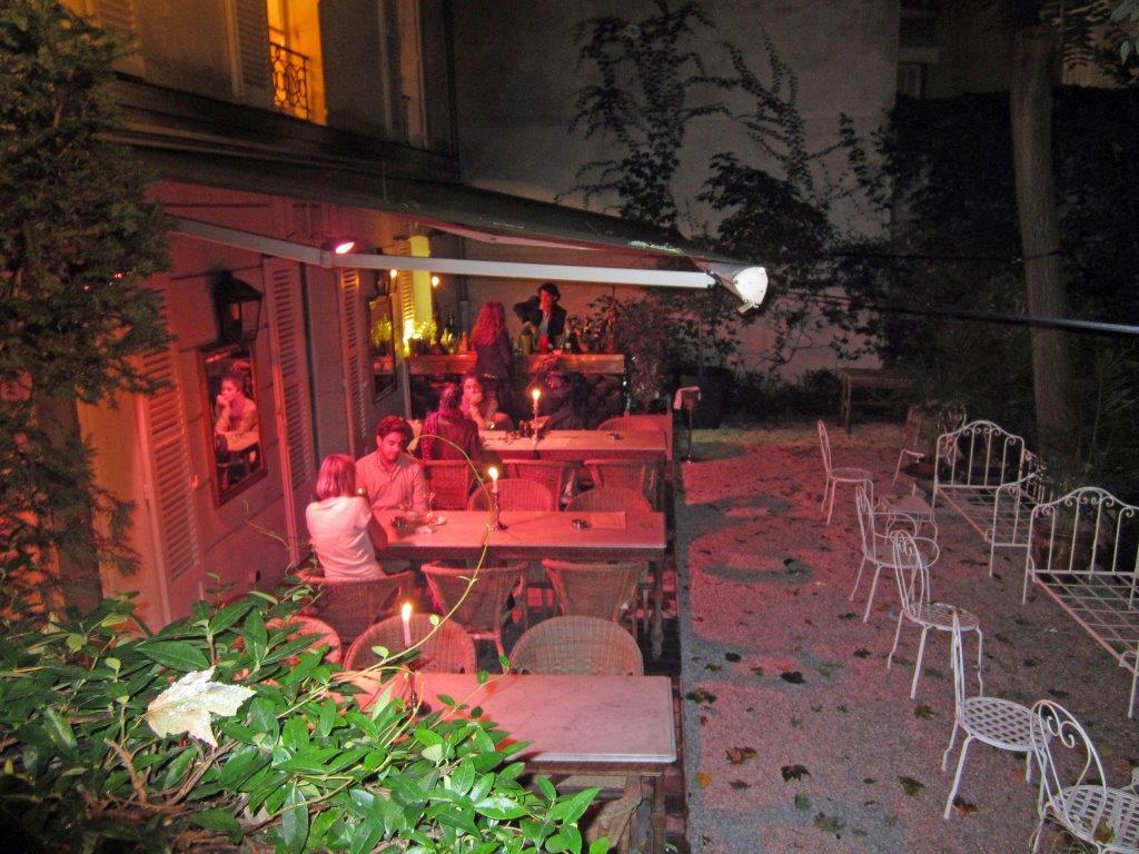 Mathieu francou for Bar la piscine paris 18