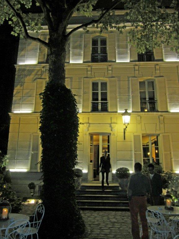 Pluma iberico - Hotel particulier metz ...
