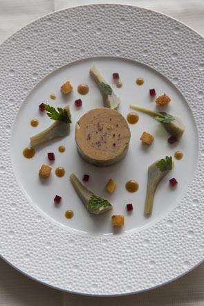 Le foie gras © Maurice Rougemont