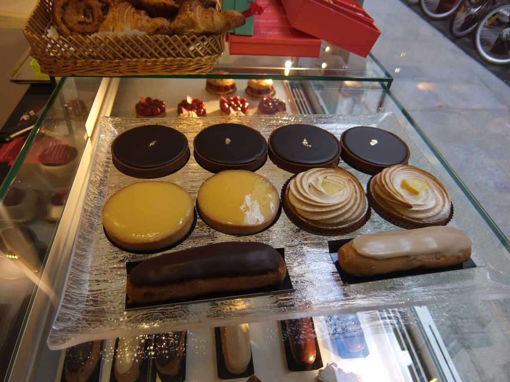 Gâteaux ©GP