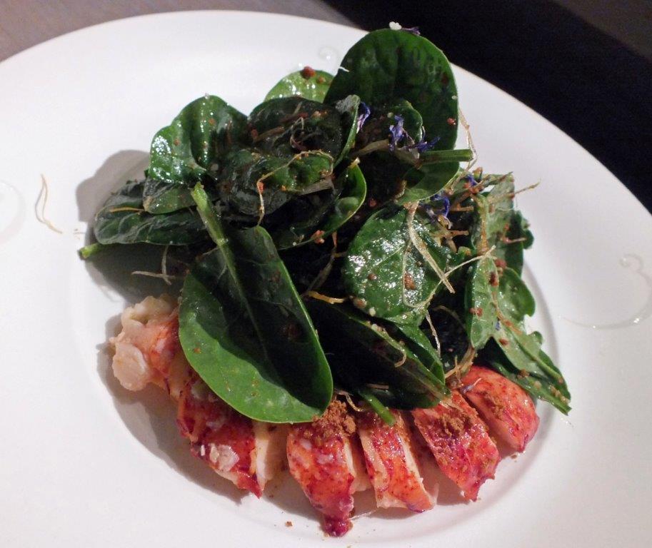 Salade de homard ©AA