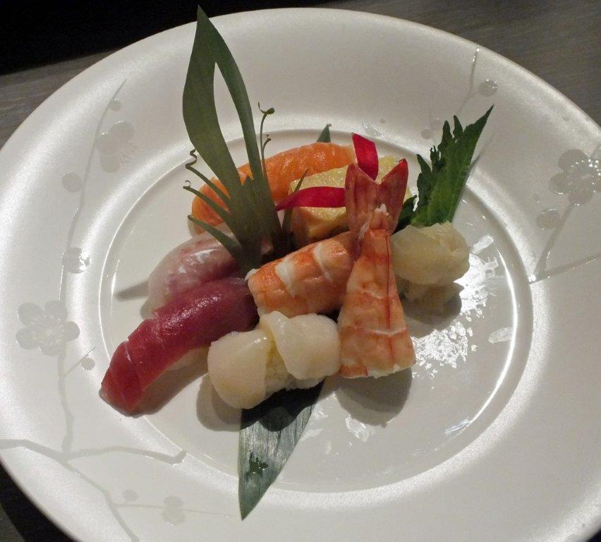 Assortiment de sushi © AA