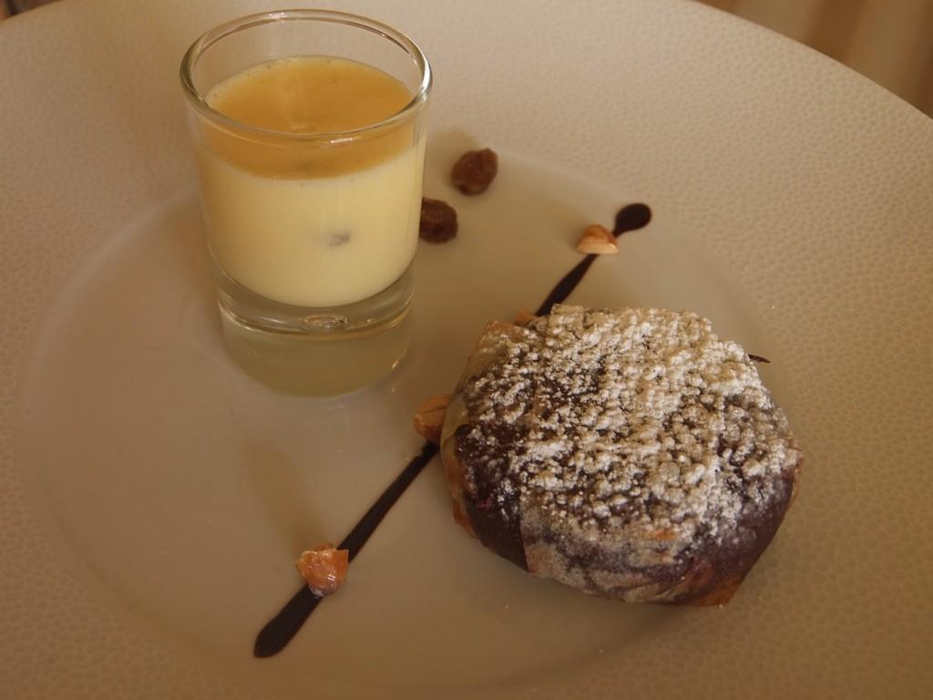 Pastilla au chocolat  ©GP