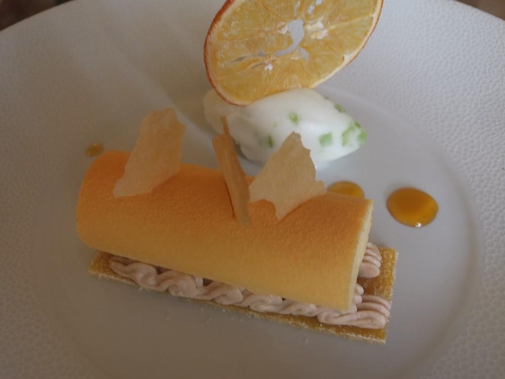 Entremet au citron © GP