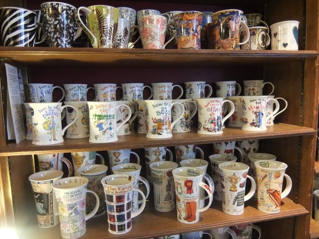 Les mugs © GP