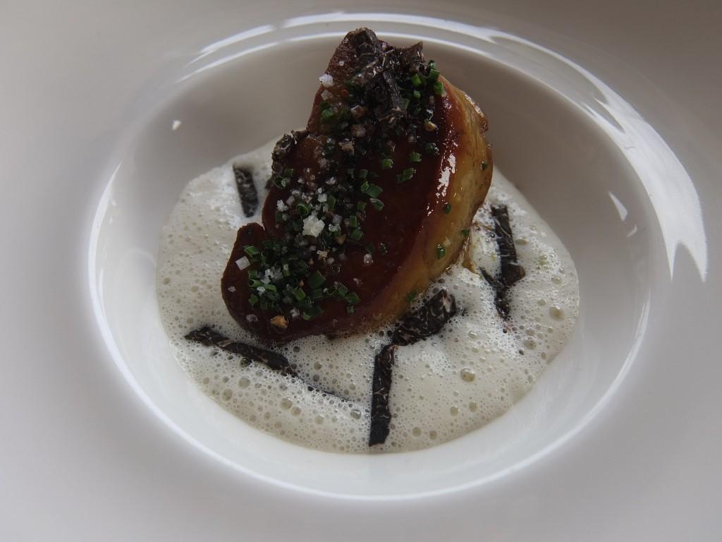 Pot au feu de foie gras © GP
