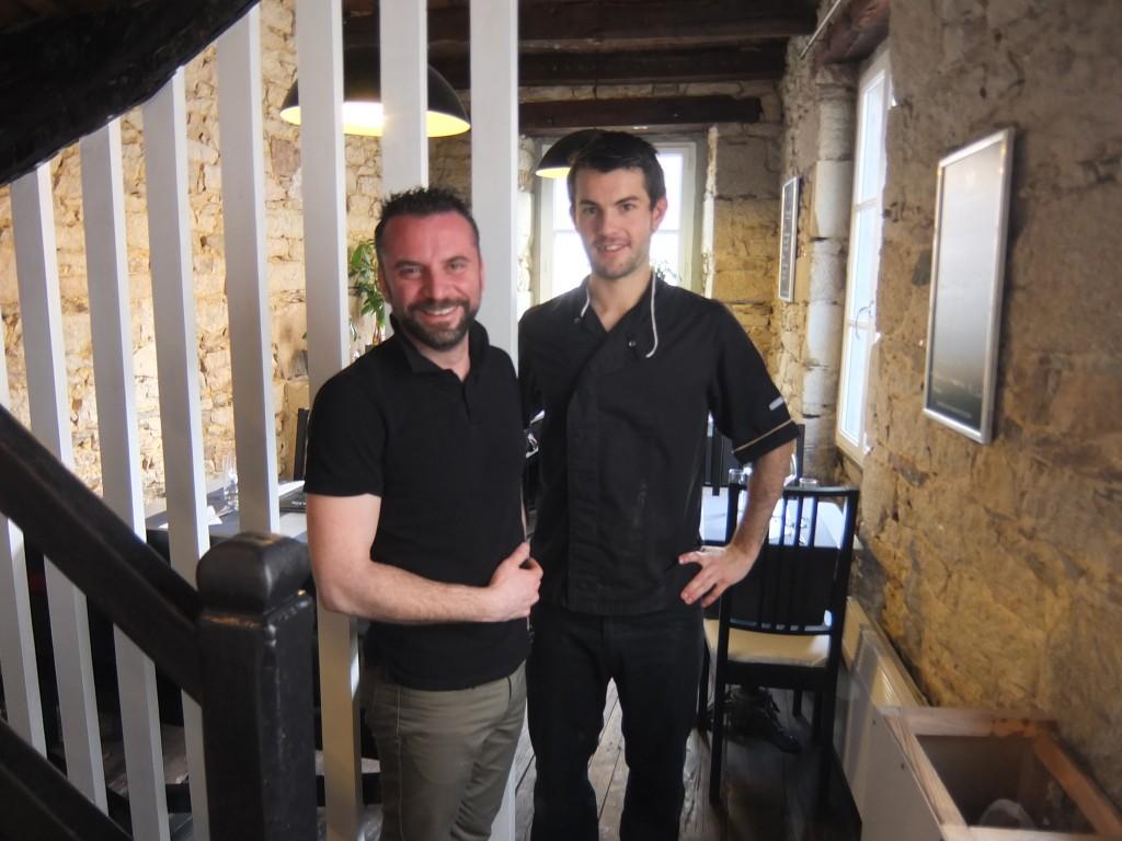 Mathieu et Sylvain © GP