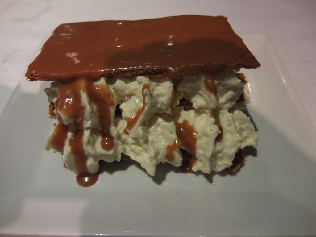 Mille-feuille minute © GP