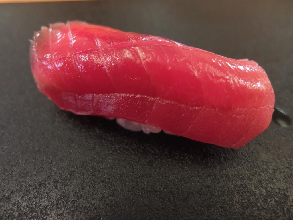Sushi de thon © GP