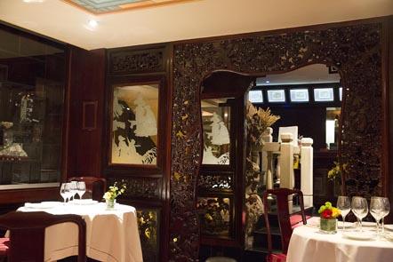 France/Paris. Restaurant le Solei d'Est (Chen)