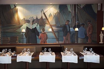 Salle à manger © Maurice Rougemont