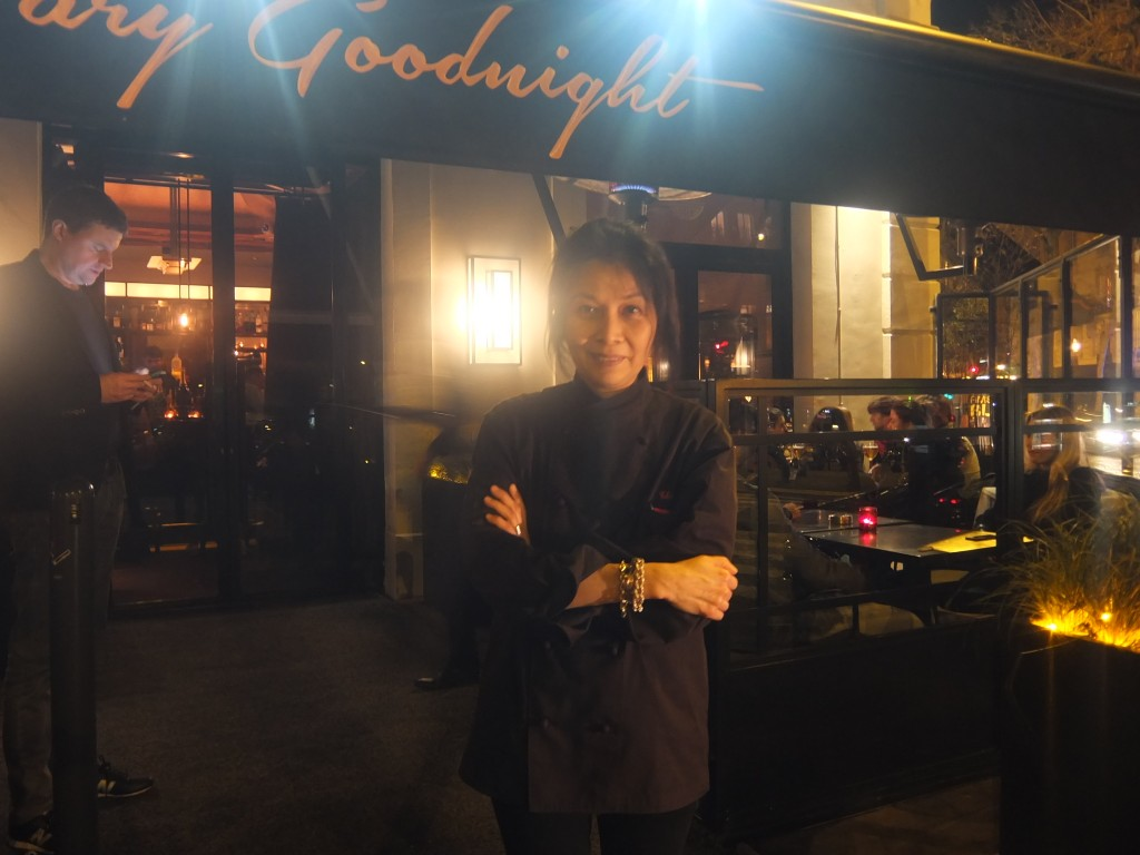 Mary goodnight restaurant paris 16e thiou le retour chez mary goodnight - Thiou restaurant paris ...