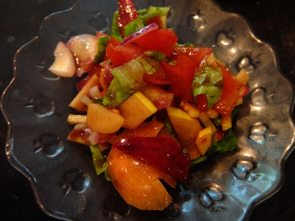 Salade de légumes © GP