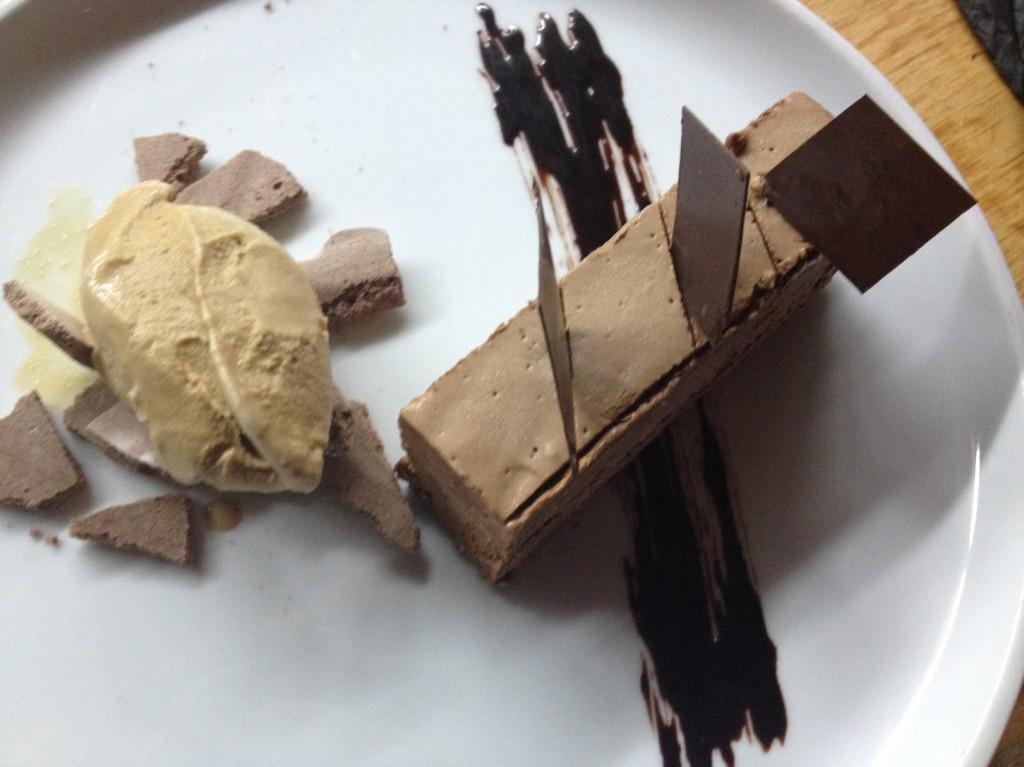 Gâteau au chocolat © GP
