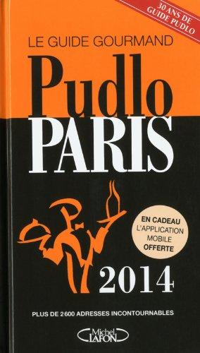 Pudlo Paris 2014