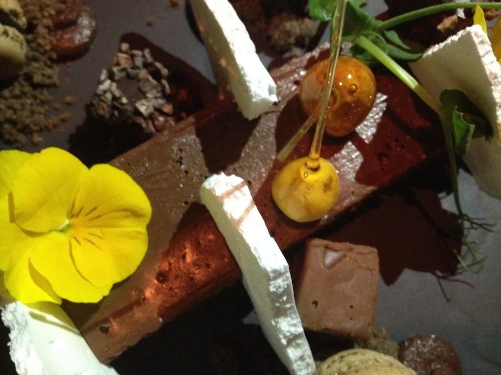 Gâteau craquant au chocolat ©GP