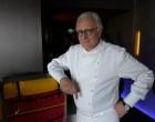 Alain Ducasse et le guide Michelin © GP