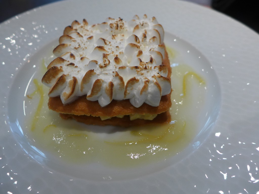 Comme une tarte au citron © GP