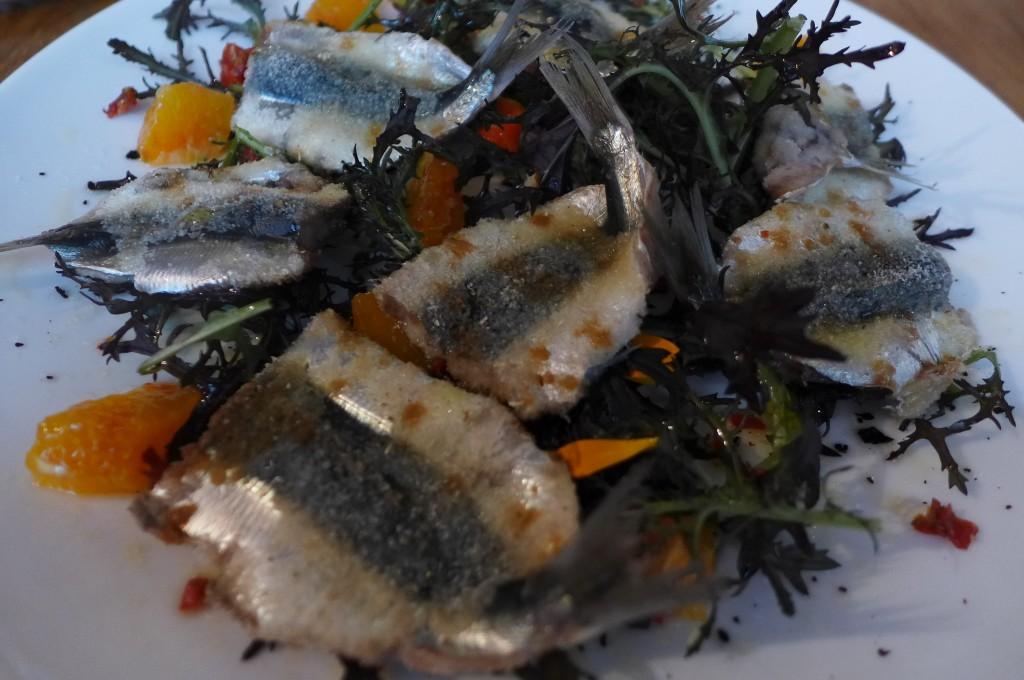 Sardines au four © GP