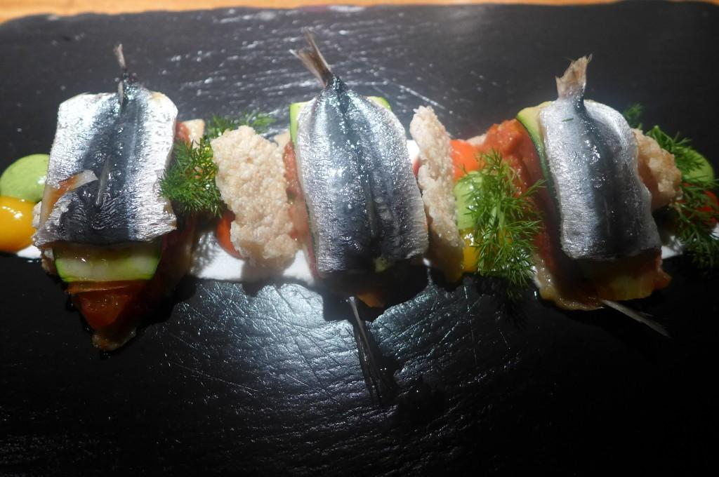 Sandwich de sardine © GP